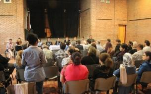 Սկաուտական միութեան ծնողական ժողով